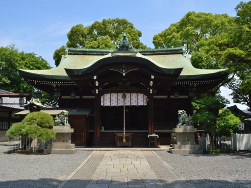 生根神社(大阪市住吉区)
