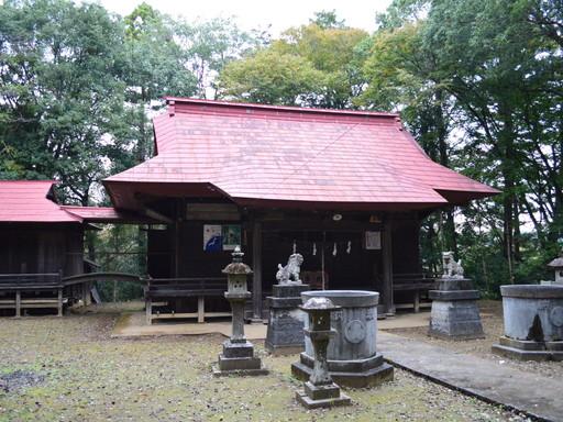 稲村神社(常陸太田市)