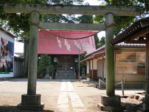 稲荷神社(飯能市双柳)