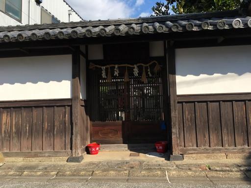 率川神社(奈良市西新屋町)