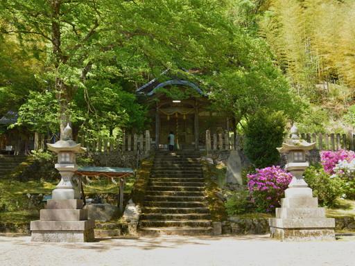 石部神社(豊岡市)