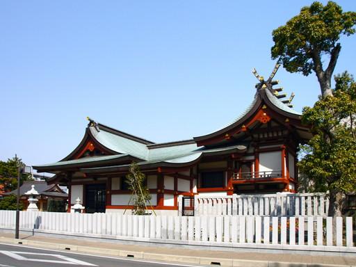 厳島神社(洲本市)