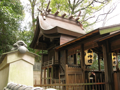 石神社(柏原市)