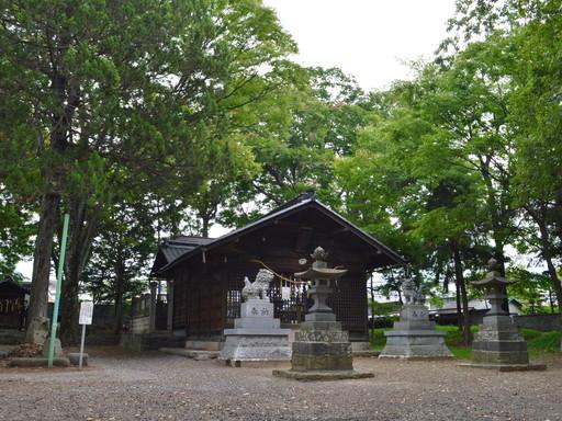 伊和神社(松本市)