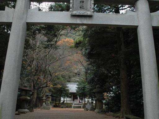 磐船大神社
