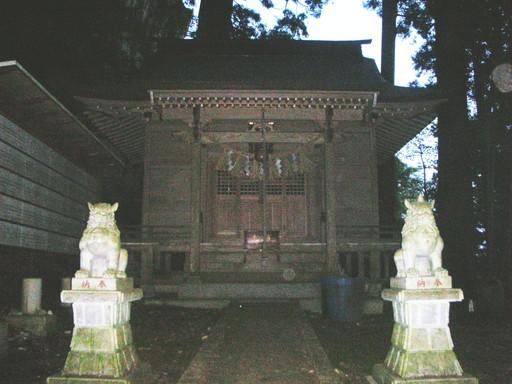 石神山精神社