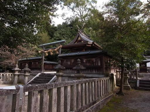 伊射奈岐神社(天理市)