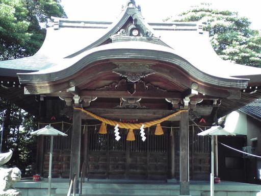 泉野櫻木神社