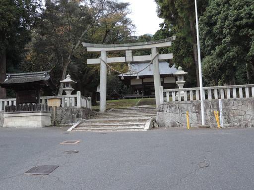 樹下神社(大津市木戸)