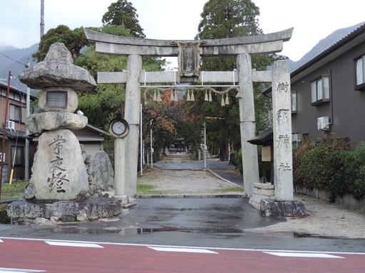樹下神社(大津市北小松)