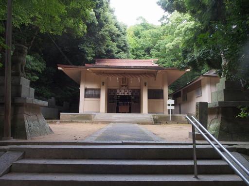 還熊八幡神社