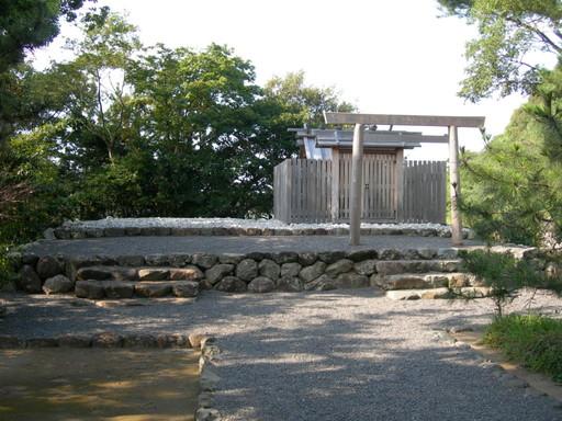 鏡宮神社(伊勢市)