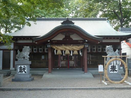 若江鏡神社