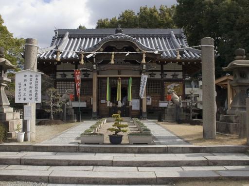 蒲田神社(大阪市)