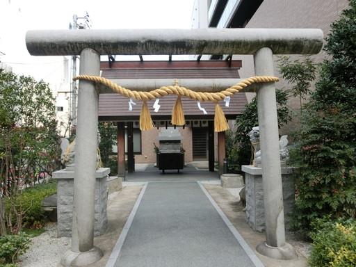 亀井戸水神社