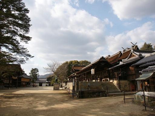 賀茂神社(たつの市)