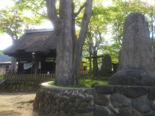 加茂神社(長野市西長野)