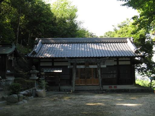 鴨習太神社