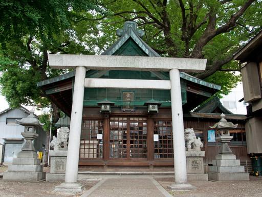 金山神社(名古屋市熱田区)