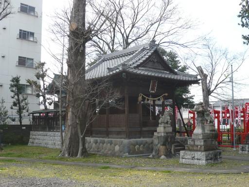加納八幡神社