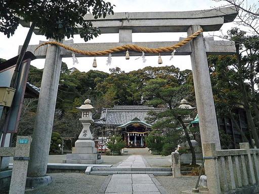 春日神社(豊中市宮山町)
