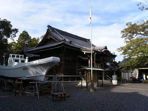 片岡神社(吉田町)