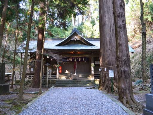 葛木男神社