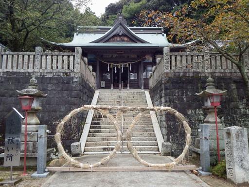 葛城神社(鳴門市)