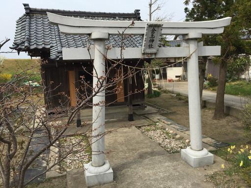 金玉神社(新潟市)
