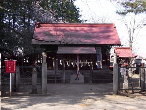 白山神社(仙台市)