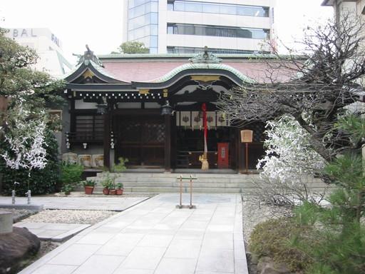 三宮神社(神戸市)