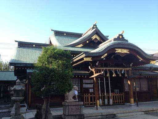 駒林神社(神戸市)