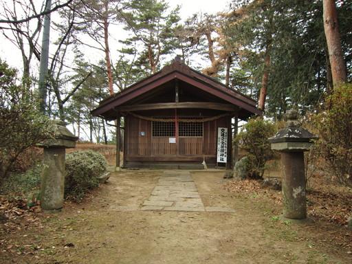 駒形神社(佐久市)
