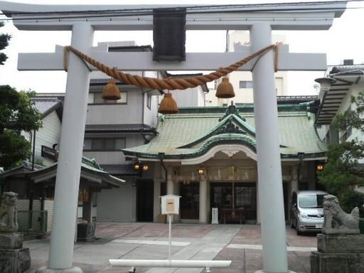 事代主神社(徳島市)