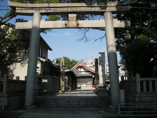 久保神社(大阪市)