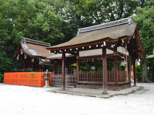 久我神社(京都市北区)