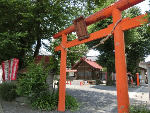 久下稲荷神社