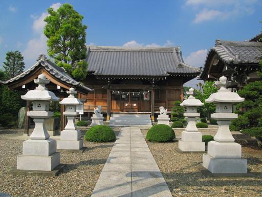 千勝神社(久喜市本町)
