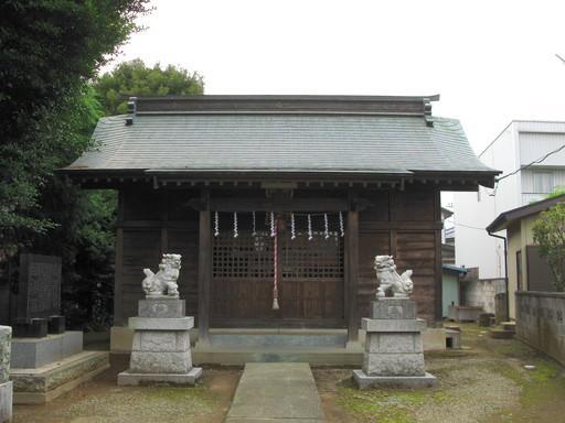御嶽神社(久喜市本町)
