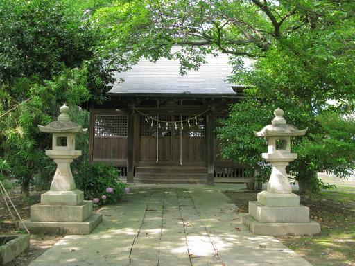 香取神社(久喜市上川崎)