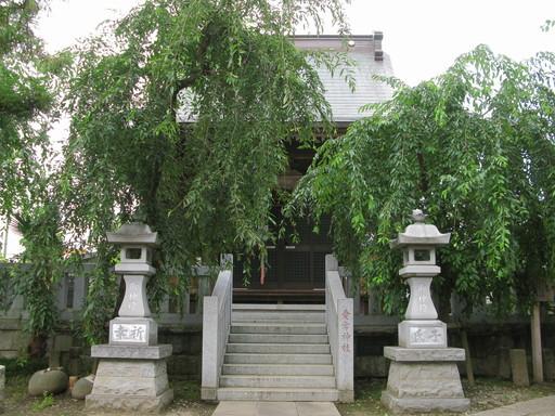 愛宕神社(久喜市久喜中央)