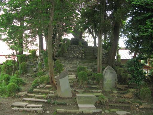御嶽神社(久喜市南)