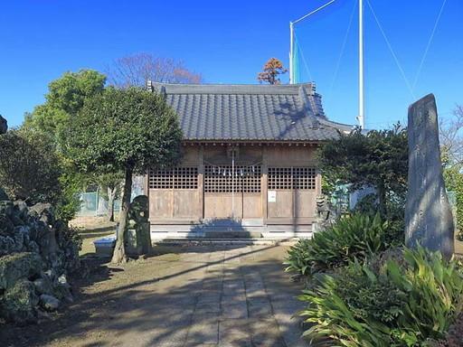 香取神社(久喜市外野)