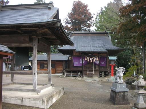 熊野神社(富谷市)
