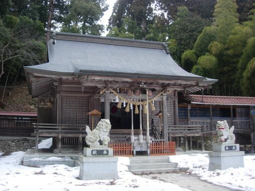 熊野本宮社(名取市)