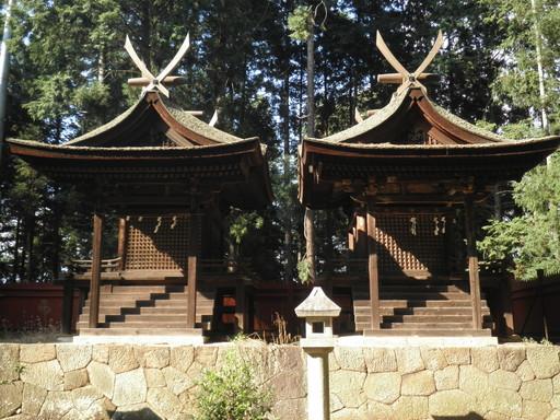 熊野神社(甲州市)