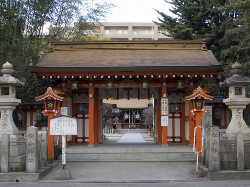 松山神社(大阪市)