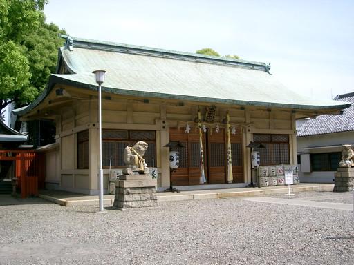 水門吹上神社