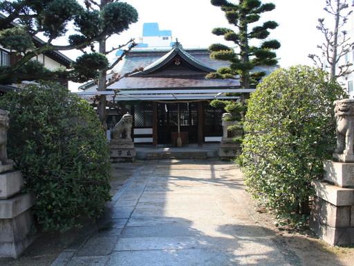 湊八幡神社