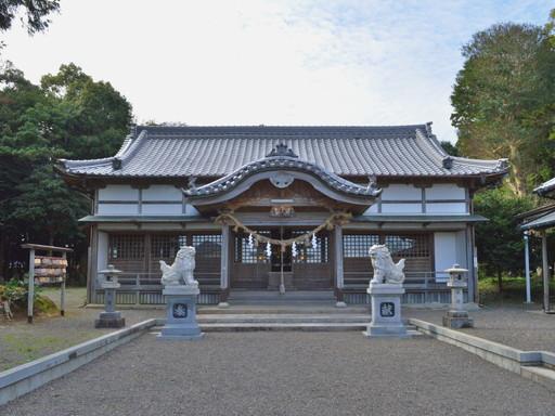 三宅神社(鈴鹿市国府町)
